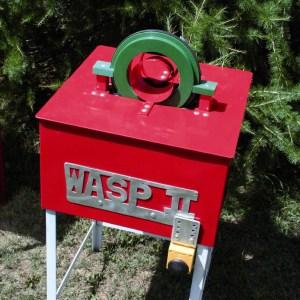 HONEY BEE II GARLAND MACHINE w/ knee switch
