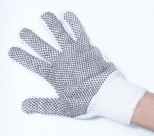 WORK-SAFE KNIT SAFETY GRIP GLOVES