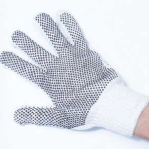 WORK-SAFE KNIT SAFETY GRIP GLOVES