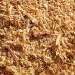 image of sawdust