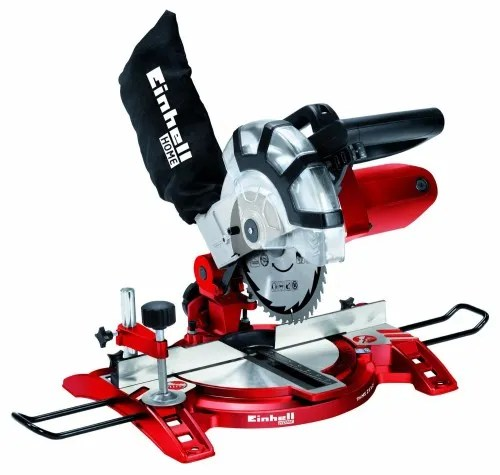 Einhell UK 4300295 1600W Compound Mitre Saw with 5000rpm Cutting Speed
