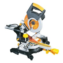 Evolution Rage3-S Multipurpose Sliding Mitre Saw 210 mm - 230 V