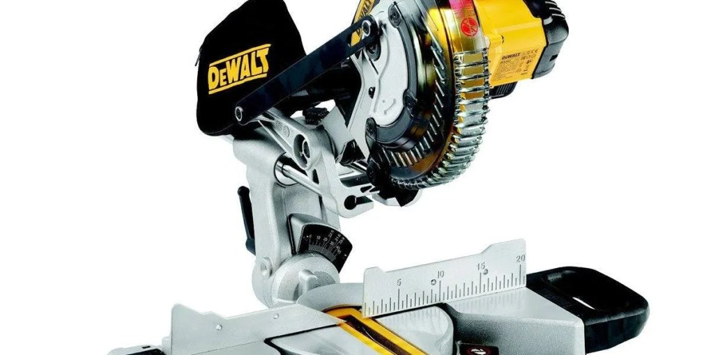 number one rated dewalt mitre saw
