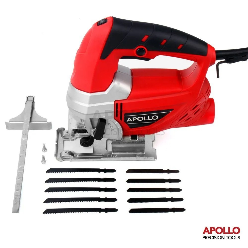 Apollo Heavy Duty 600W Power Jigsaw Review