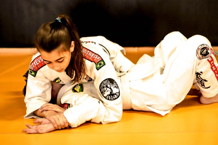 Brazilian Jiu-Jitsu & Self-Defense Classes