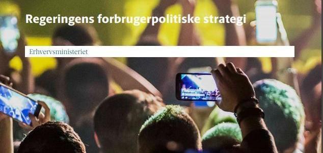 Ny strategi: Nemmere at være forbruger i en digital verden
