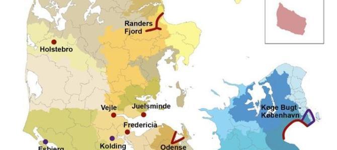 Flere kommuner skal forberede sig på vildere vejr og oversvømmelser