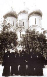 La Lavra Sf. Treime de la Serghiev-Posad