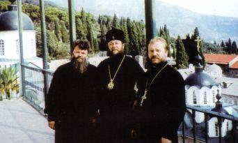La Sf. Munte Athos