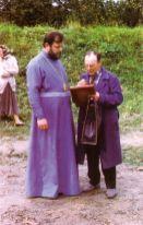 Mitropolitul Vladimir și primul său învățător C.I. Habulea
