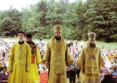 Sf. Liturghie în Bucovina
