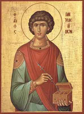 Sf. M. Mc. Pantelimon