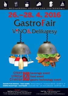 Navštívili jsme Gastro Fair – Víno&Delikatesy – v Praze