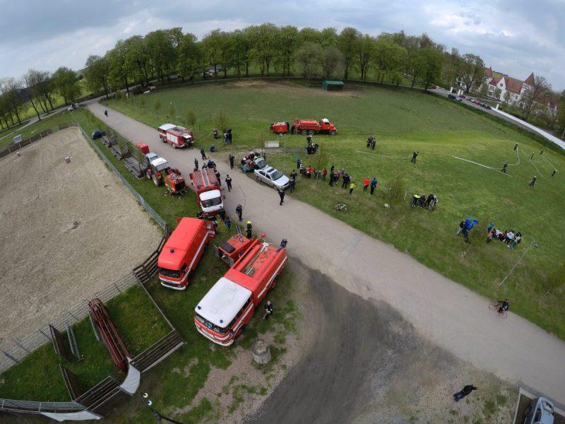 Okrsková soutěž hasičů ze Strážku