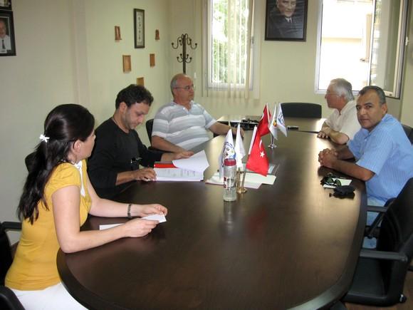 4 Nolu Meslek Komitesinin Eylül Ayı Toplantısı Yapıldı