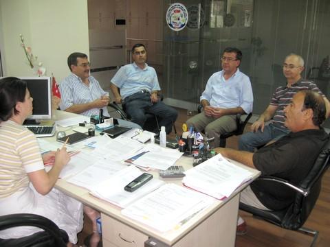 6 Nolu Meslek Komitesinin Eylül Ayı Toplantısı Yapıldı