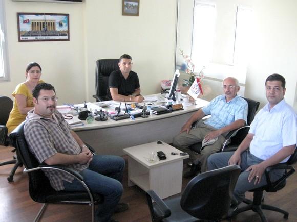 7 Nolu Meslek Komitesinin Temmuz Ayı Toplantısı Yapıldı