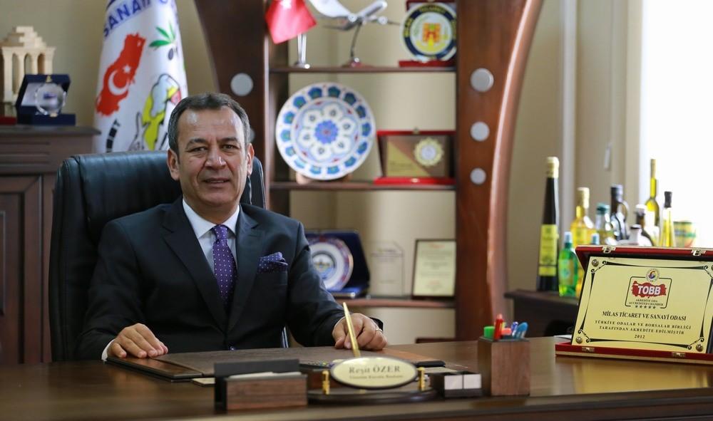 Başkanımızla Milas Hakkında Röportaj