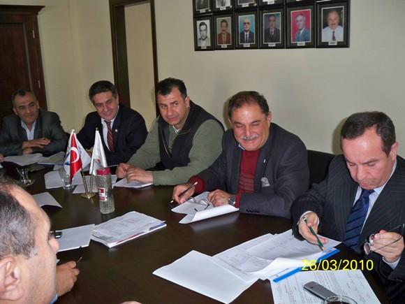 Altyapı Hizmet Birliği Üyelik ve Katılım Paylarına İtiraz Ediliyor