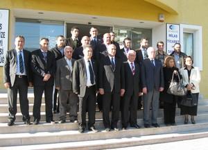 CHP PM Üyesi KARAKAŞ ile Ankara Milletvekili BİNGÖL MİTSO da