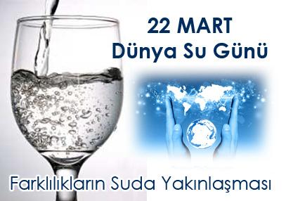 Dünya Su Forumlarının beşincisi İstanbulda yapılacak