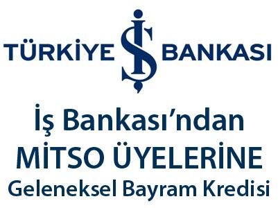 İş Bankasından Geleneksel Bayram Kredisi Fırsatı
