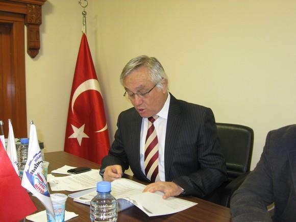 MİTSO Kasım ayı Meclisi Toplandı.