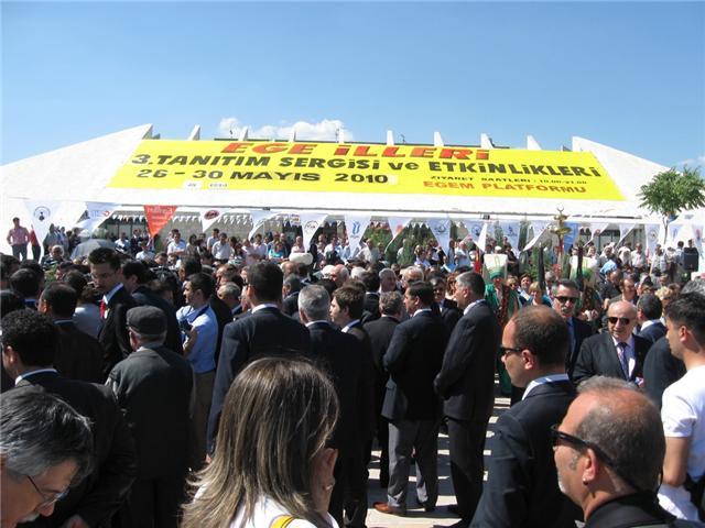 MİTSO, Milası Ankaradaki EGEM Fuarında tanıttı
