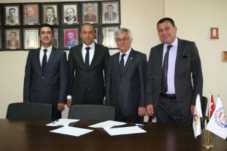 MİTSO –  TEB Protokol imzaladı. TÜRK EKONOMİ BANKASI MİTSO ÜYELERİNE 10 TL. BONUS VERECEK