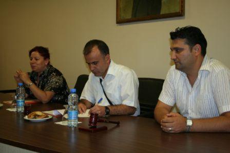 MİTSODA UMEM Projesi kapsamında eğitim çalışması yapıldı