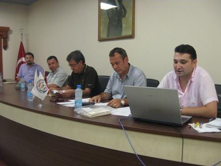 MİTSOnun Ağustos ayı olağan meclis toplantısı yapıldı, TOBB, ODALARDAN 5 YILDIZLI HİZMET BEKLİYOR