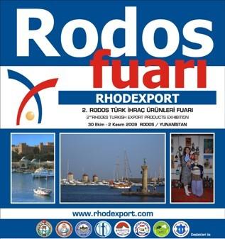 RODOS Türk İhraç Ürünleri Fuarının İkincisi Yapılıyor…