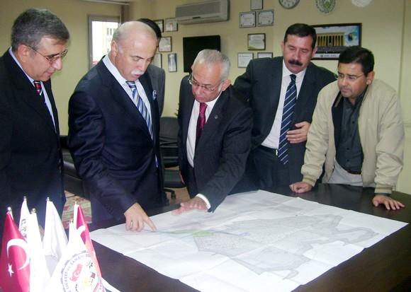 Sanayi ve Ticaret Bakanlığı Müsteşarından Milas OSBye ziyaret