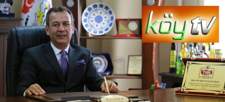 Başkanımızın Köy Tv Röportajından …