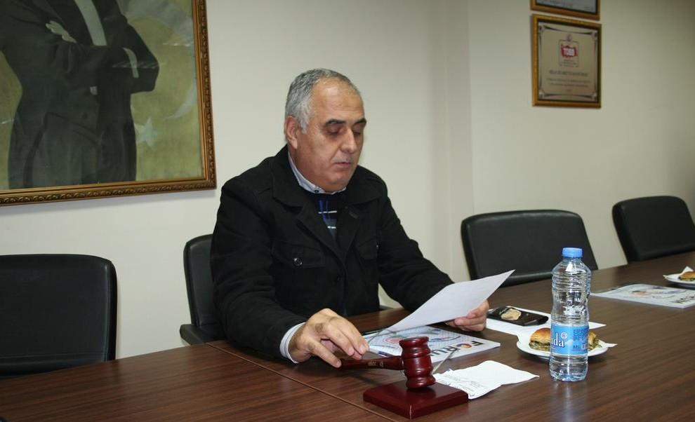 """MİTSO'da yeni yılda belge ücretlerine zam yok. MİTSO MECLİS ÜYELERİ YENİ YILDA DA """"HUZUR HAKKI"""" ALMAYACAK"""