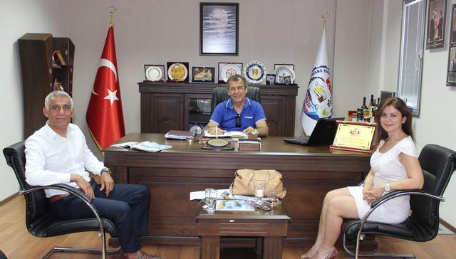 "ANADOLUBANK MİTSO'DA  ""TARIM BİZİM İŞİMİZ"""