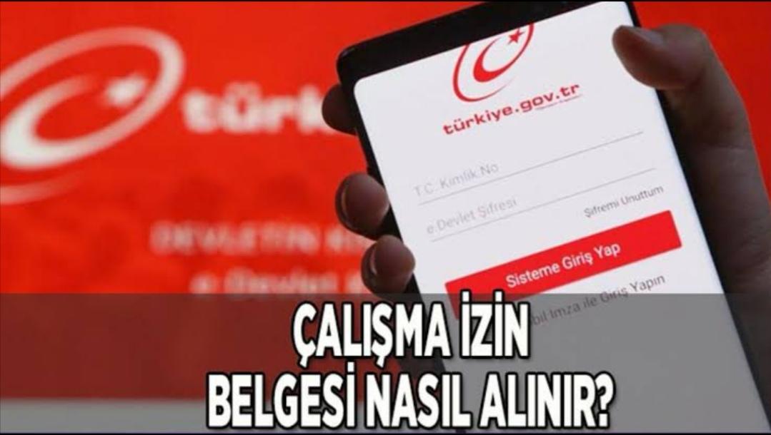E-DEVLET ÜZERİNDEN ALINAN ÇALIŞMA MUAFİYET İZİN İŞLEMLERİ ADIMLARI