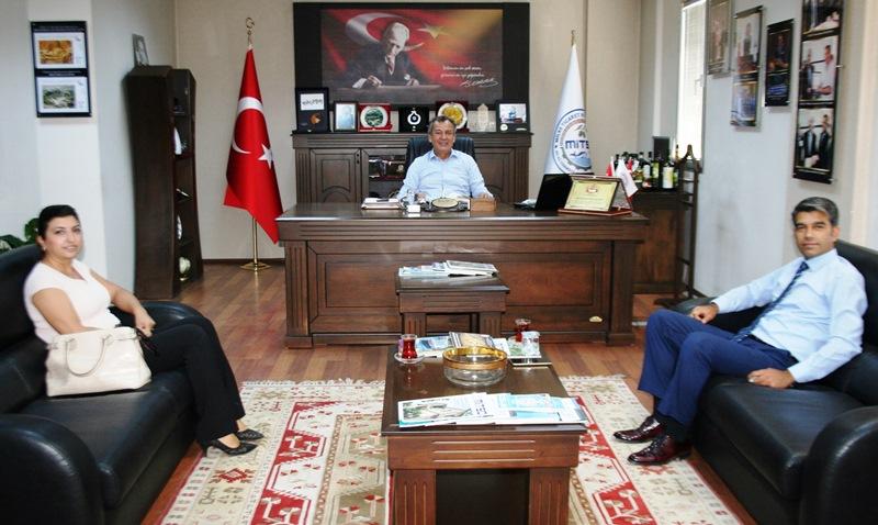 HALKBANK'TAN MİTSO'YA; KADIN GİRİŞİMCİLERİN KREDİSİ BİZDEN
