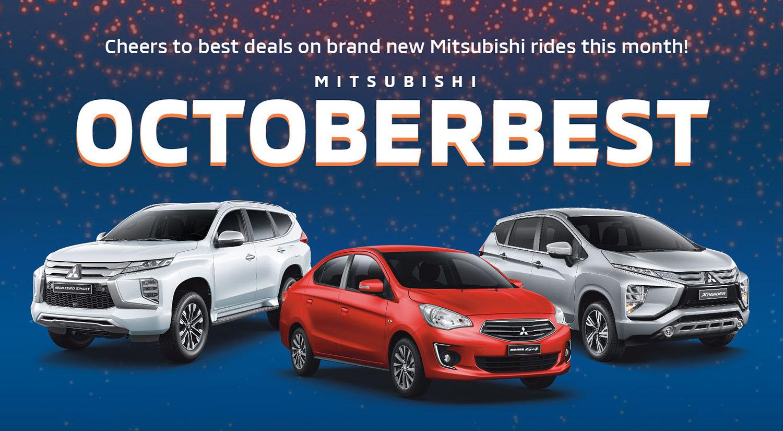 Mitsubishi Cebu October 2020 Promotion
