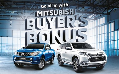 Mitsubishi September 2021 Promotion