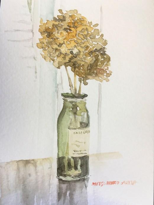 Watercolor 30min