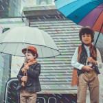 抱っこ紐でお出かけで雨の対策!買い物に赤ちゃんと行くにはどうすれば?
