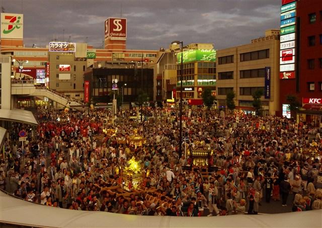 Ageo Summer Festival