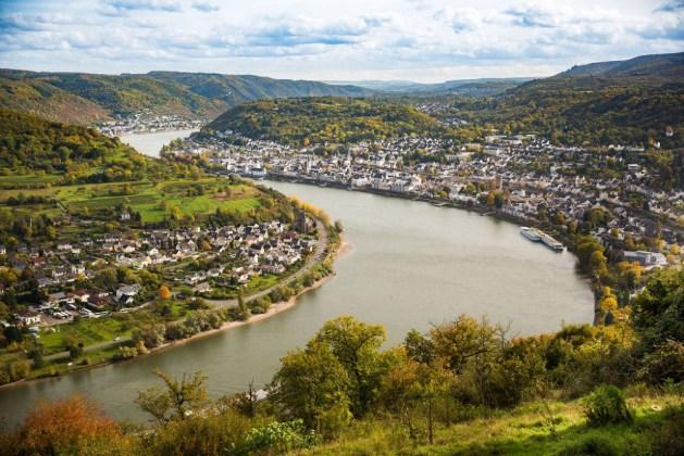 Blick auf Boppard. Foto: Romantischer Rhein Tourismus / Henry Tornow