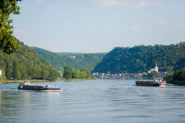 Rhein bei St. Goar. Foto: Romantischer Rhein Tourismus / Henry Tornow