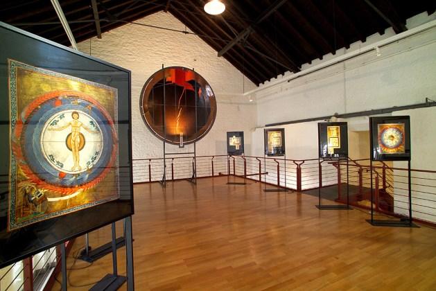 Hildegard-Ausstellung im Museum am Strom. Foto: Stadt Bingen