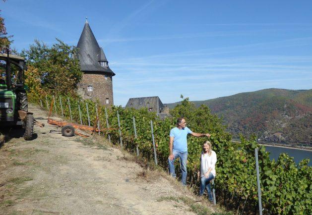 Randolf Kauer führt das Weingut seit 2020 gemeinsam mit seiner Tochter Anne. Foto: Privat