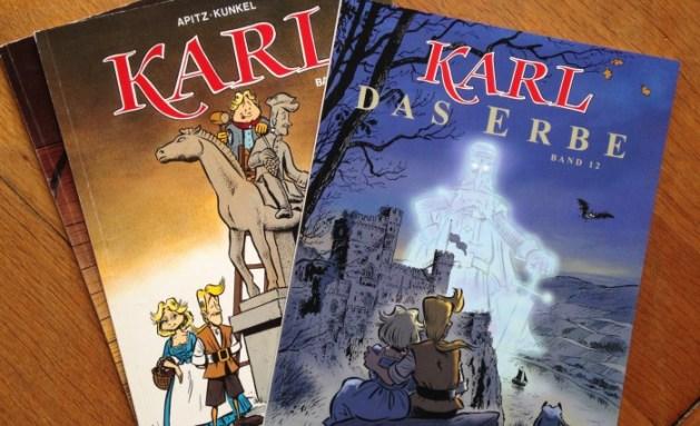 Karl-Comics