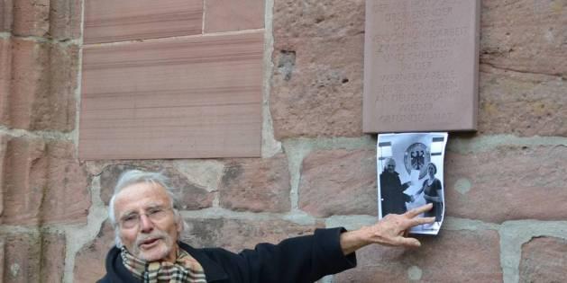 Peter Keber engagiert sich seit über 40 Jahren für die Wernerkapelle. Foto: Jochen Werner.