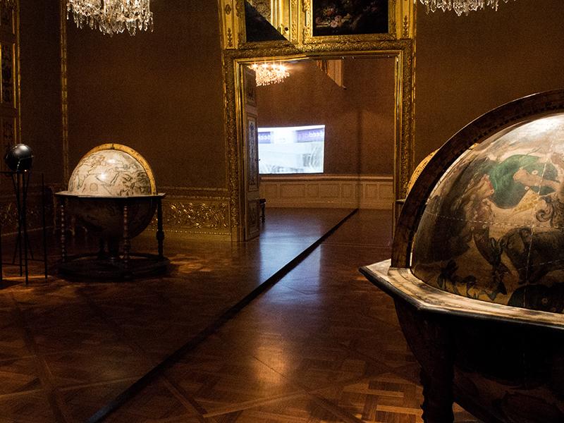 """Vincenzo Coronelli """"Coronelli Globen"""", Globes, 1688/1693"""